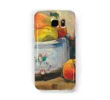 Paul Gauguin - Still Life with Peaches  1889 Samsung Galaxy Case/Skin