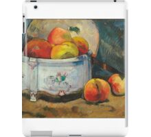 Paul Gauguin - Still Life with Peaches  1889 iPad Case/Skin