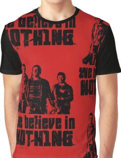 Nihilists Graphic T-Shirt