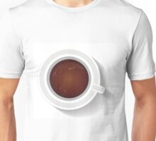 Coffee Helps me Adult Unisex T-Shirt