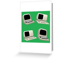 Computers Greeting Card
