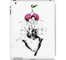 Cherry girls iPad Case/Skin