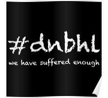 #DNBHL  Poster