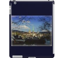 A City and a Home iPad Case/Skin