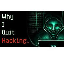hackers Photographic Print