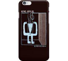 King Krule Easy Easy iPhone Case/Skin