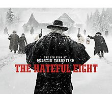 hateful eight Photographic Print
