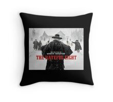 hateful eight Throw Pillow