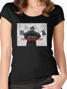 hateful eight Women's Fitted Scoop T-Shirt