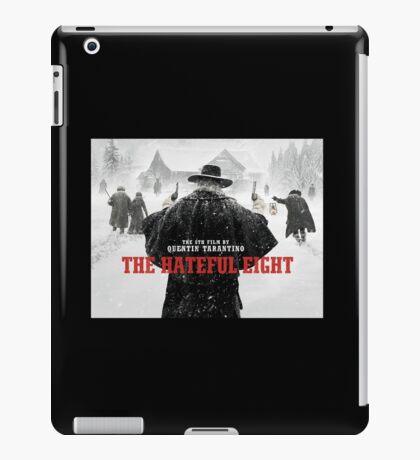 hateful eight iPad Case/Skin
