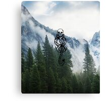 hp, dark mark Canvas Print