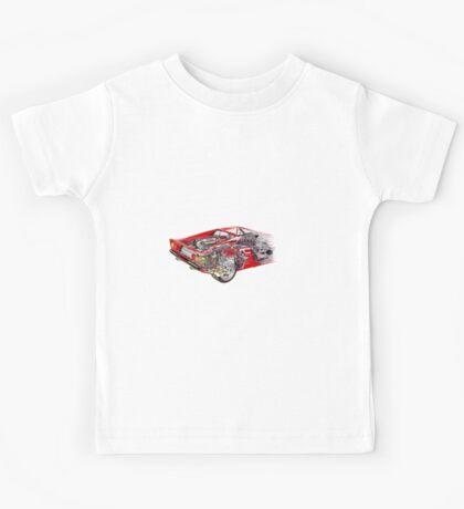 Ferrari F355 Kids Tee