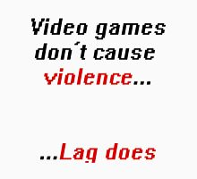 Video games don't cause Violence T-Shirt