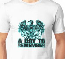 A Day To Remember Blue Eagle Unisex T-Shirt