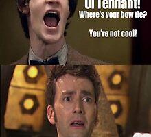 Doctor Who humor by ravenandkuba