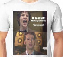 Doctor Who humor Unisex T-Shirt