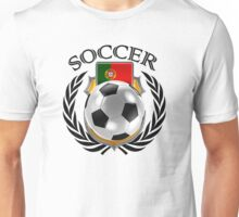 Portugal Soccer 2016 Fan Gear Unisex T-Shirt