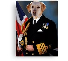 Admiral Lab Canvas Print