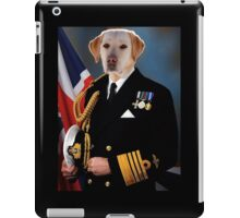 Admiral Lab iPad Case/Skin