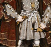 Henry VIII of England Sticker