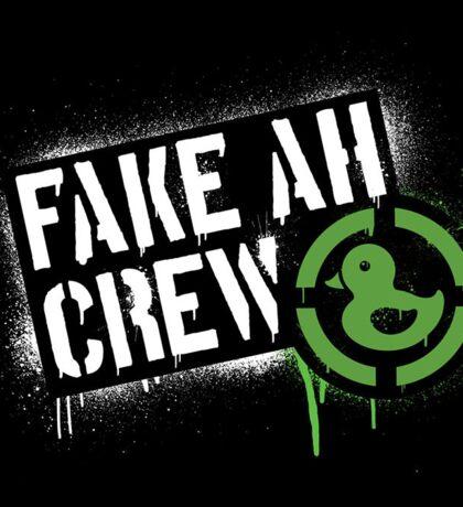 Fake AH Crew Sticker