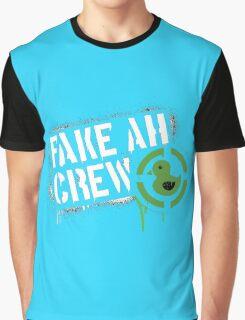 Fake AH Crew Graphic T-Shirt