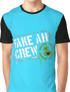 Fake AH Crew Graphic T-Shirt