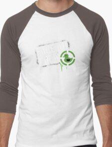 Fake AH Crew Men's Baseball ¾ T-Shirt