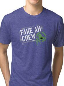 Fake AH Crew Tri-blend T-Shirt