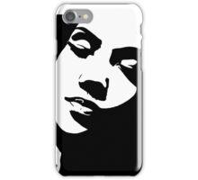 Jhene Aiko The Worst Marker Drawing Art iPhone Case/Skin