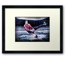 Manuel Neuer Framed Print