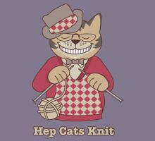 Hep Cats Knit Kids Tee