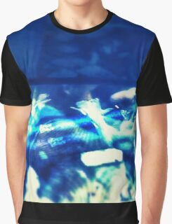 The Game Blue - CaMERA7 Graphic T-Shirt