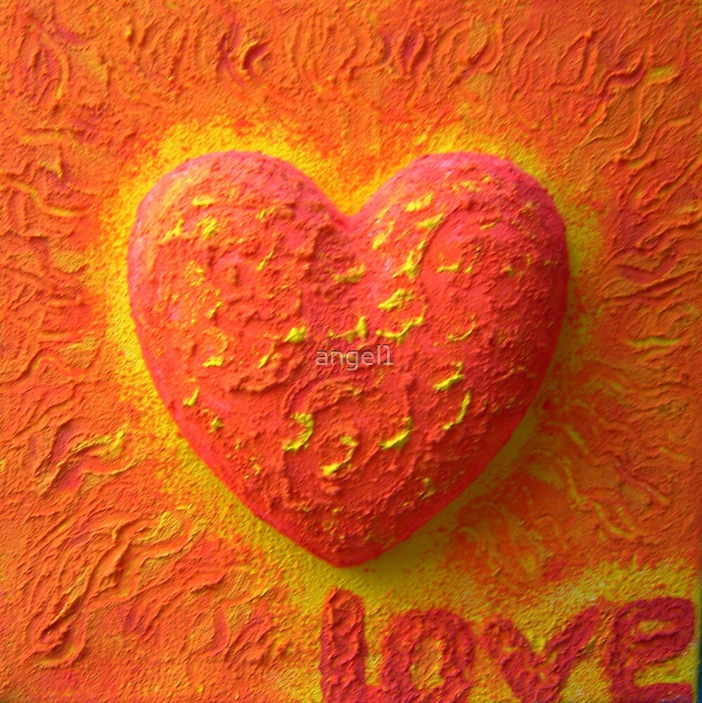Burning LOVE by ©The Creative  Minds