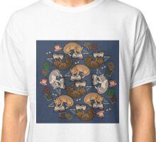 Book Cats Classic T-Shirt