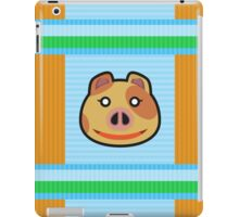 MARGARET ANIMAL CROSSING iPad Case/Skin