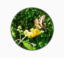 Yellow Swallowtail on Yellow Lantana Unisex T-Shirt