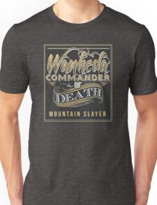 The 100 - Wanheda (Commander of Death) Unisex T-Shirt