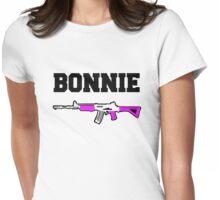 BONNIE & CLYDE TSHIRT Womens Fitted T-Shirt