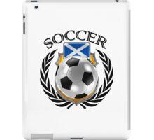 Scotland Soccer 2016 Fan Gear iPad Case/Skin