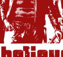 Nihilists Sticker