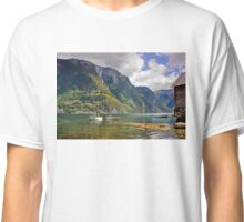 Clear water of fjords Classic T-Shirt