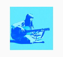 Joni Blue Guitar Unisex T-Shirt