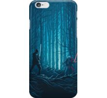 Duel of Light and Dark iPhone Case/Skin