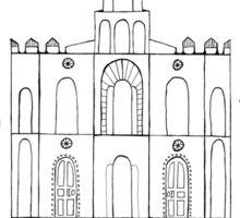 Temple Sticker