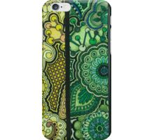 Rainbow Mendhi iPhone Case/Skin
