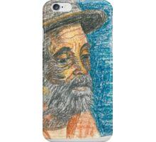 peasant iPhone Case/Skin