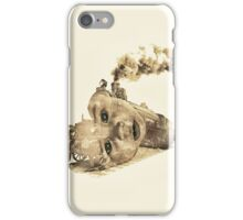 train of life iPhone Case/Skin