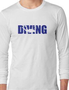 Diving Long Sleeve T-Shirt