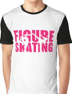 Figure skating Graphic T-Shirt